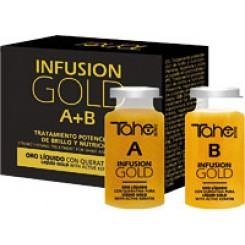 TAHE BOTANIC HAIR SYSTEM GOLD INFUSION 2pc 10ML