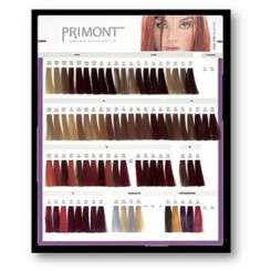 PRIMONT COLOR SWATCH CHART