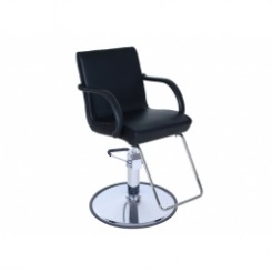 #SC133.06 U  STYLING CHAIR W/ ROUND BASE