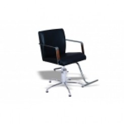 #SC003.04 T STYLING CHAIR W/ STAR BASE