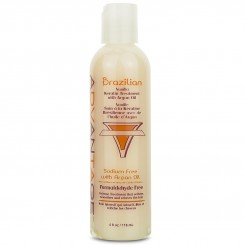 BRAZILIAN KERATIN VANILLA TREATMENT WITH ARGAN OIL 4 OZ