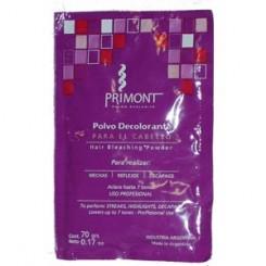 PRIMONT POWDER BLEACH  2.47 OZ POLVO DECOLORANTE