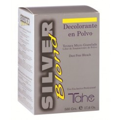 TAHE SILVER BLONDE PLUS BLEACHING POWDER 500 GR.